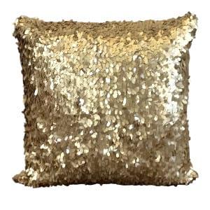 Gold Gatsby Pillow