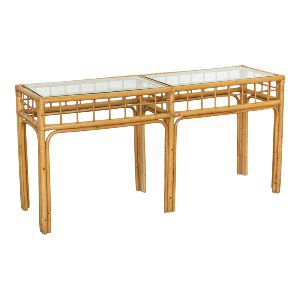Rattan Sofa Table