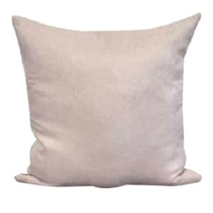 Blush Suade Pillow