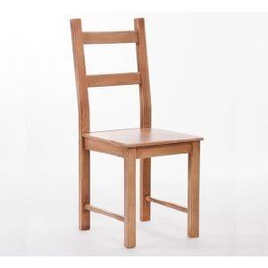 Blonde Ladder Back Chair