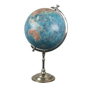 Classic Chrome Globe
