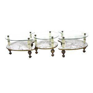 Hollywood Regency Coffee Table