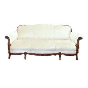 Carmen Velvet Sofa