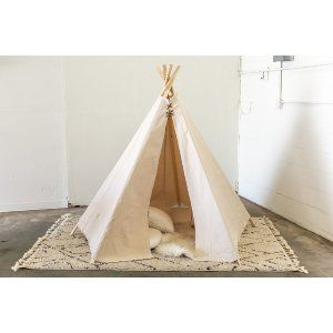 Canvas Teepee Tent