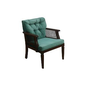 Emerald Cane Side Chair