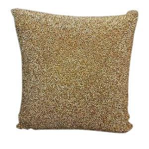 Gold Sequin 15 Pillow