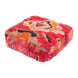 Turkish Tribal Pouf