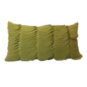 Chartreuse Marlo Pillow