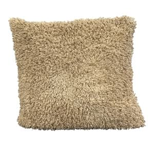 Tan Fluff Pillow