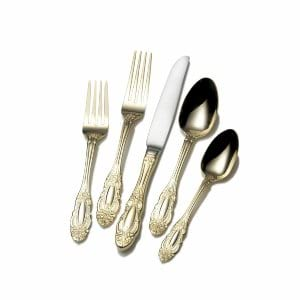 Versailles Gold : Dinner Fork