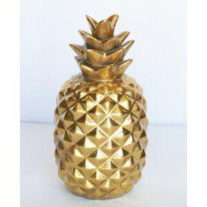 Gold Pineapple (Lg)