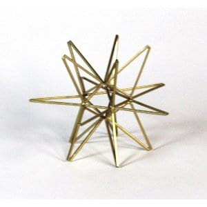 Starlet Side Table Sculpture