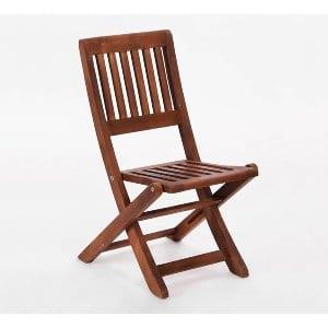 Teak Children's Folding Chair