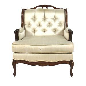 Pia Tufted Side Chair
