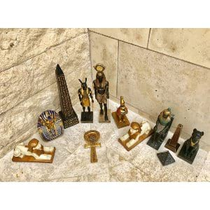 Collection of Small Egyptian Artifacts