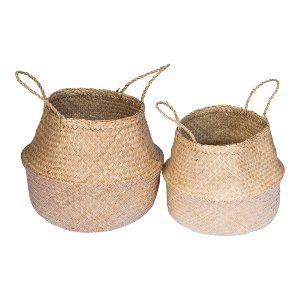 Seagrass Basket (Lg)