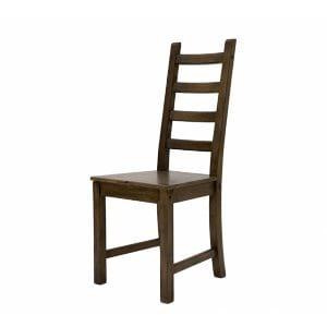 Tall Ladder-Back Dinner Chair