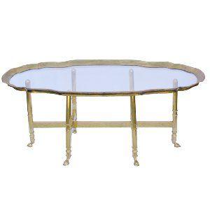 Hollywood Regency Coffee Table*