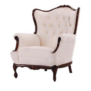 Pia Wing Back Chair