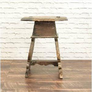 Primitive Side Table