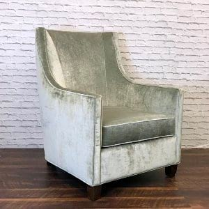 Mint Green Hampton Side Chair