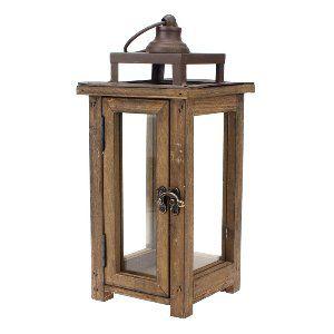 Genova Rustic Lantern
