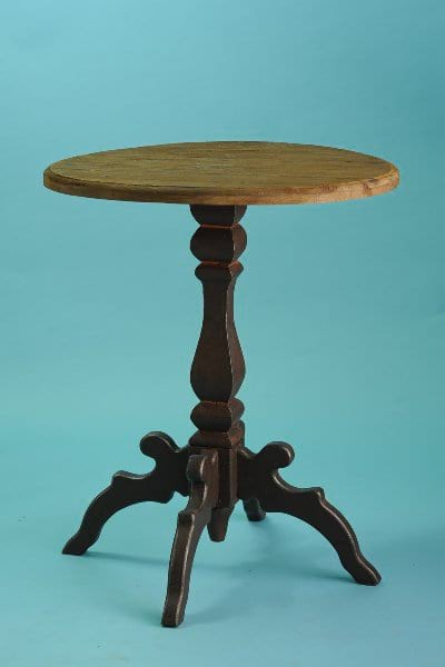 Wood Ceremony table