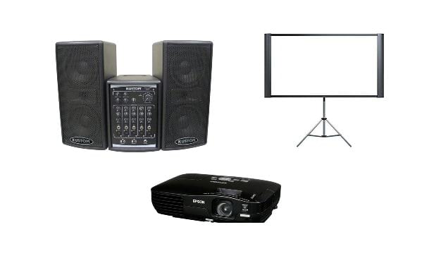 Audio/Video Package