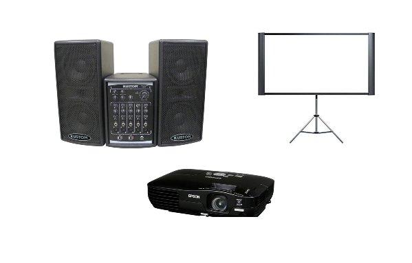 Audio/Video Package