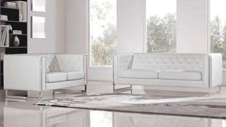 Modern Love Seat