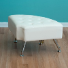 White Leather Corner