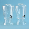 3 Gallon Plastic Drink Dispensers