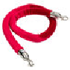 Red Velour Rope