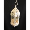 White hanging lantern