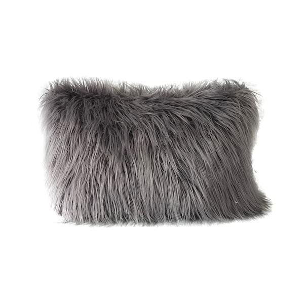 Lavender Faux Fur