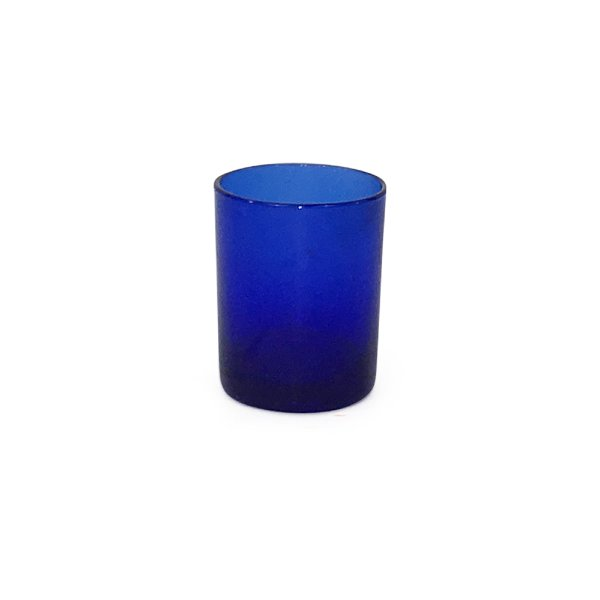 Cobalt Blue Votives