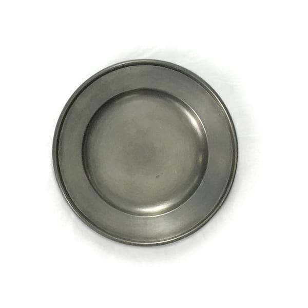 Pewter Bread/Dessert Plates
