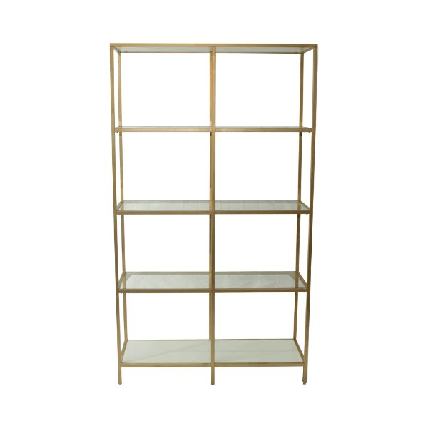 Atlas Gold Etagere'