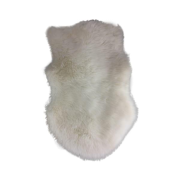 Faux Lamb Fur Rug
