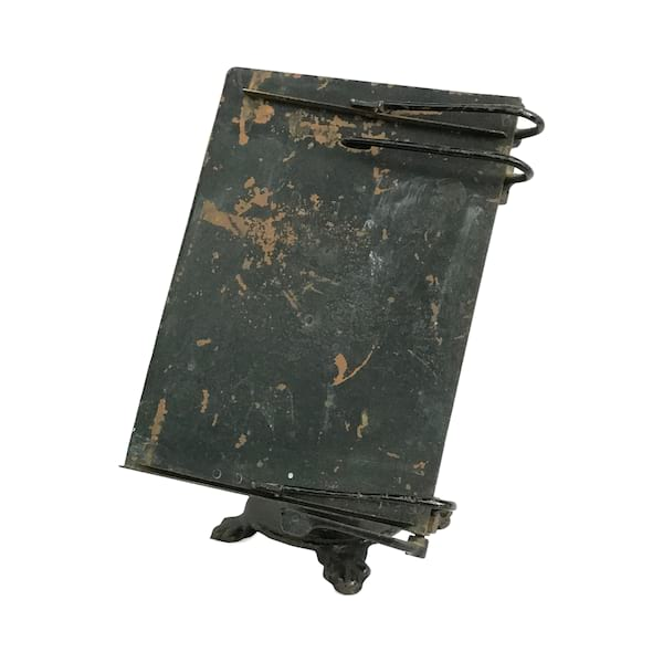 Iron Tabletop Bookstand