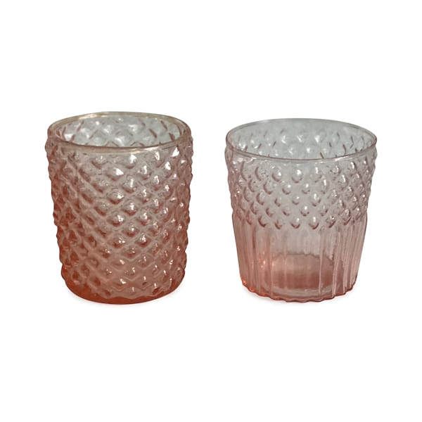 Blush Pink Votives