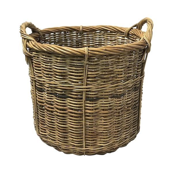 Extra Large Rattan Basket #3