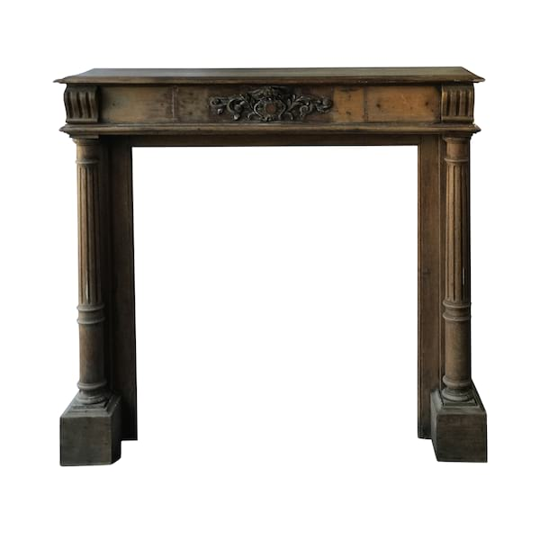Newport Fireplace Mantel
