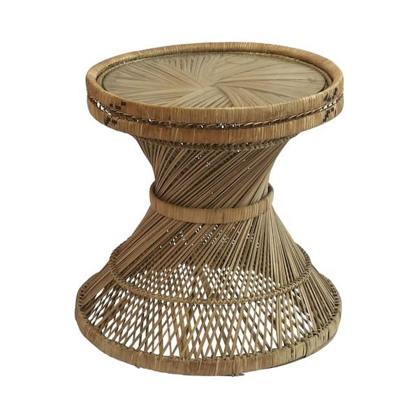 Rattan Hourglass #2