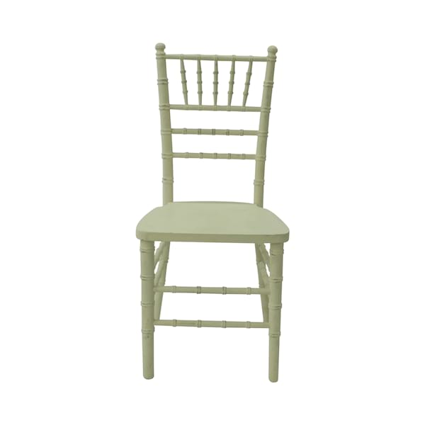 Chiavari White Distressed