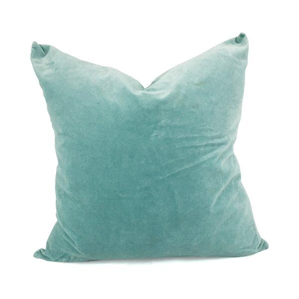 Mint Green Velvet