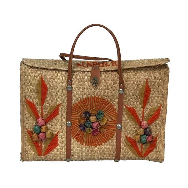 Vintage Acapulco Beach Bag #2