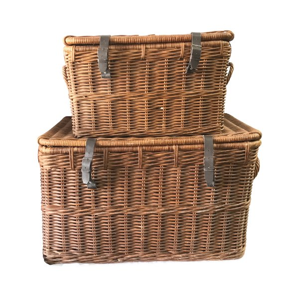Baskets, Crates, Luggage & Trunks