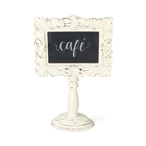 White Table Top Frame