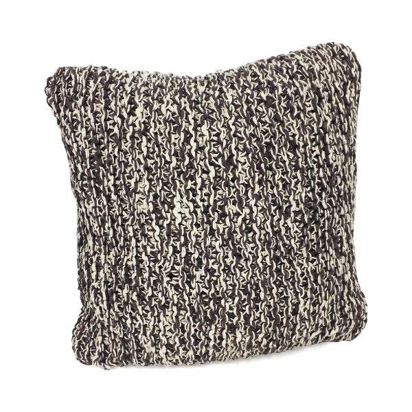 Grey//White Chunky Knit